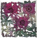 Pink Rose Panel Kit