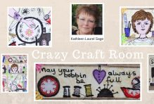 Crazy Craft Room Project Box