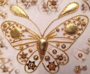 Introduction to Goldwork: Butterfly Kit