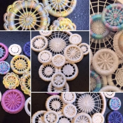The Art of Making Dorset Buttons