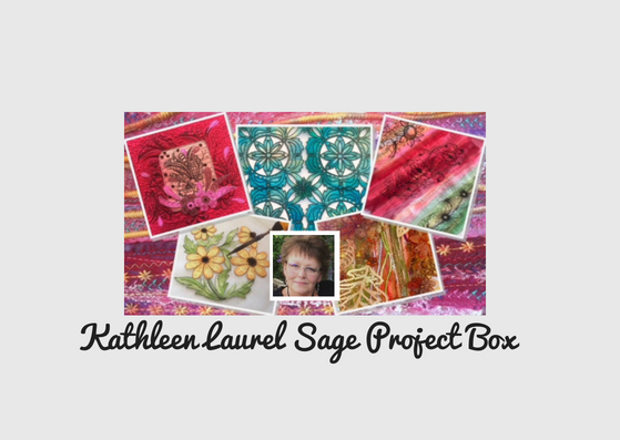 Kathleen Laurel Sage Project Box