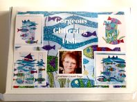 Gorgeous Glittering Fish Project Box